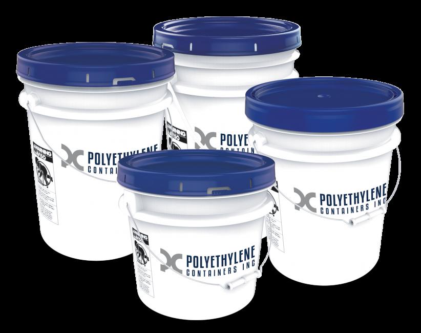 ployethylene pail